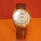 Bergana Herrenuhr 21 Jewels mit Video